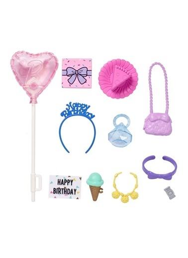 Barbie Barbienin Son Moda Aksesuarları FYW86-GH Renkli